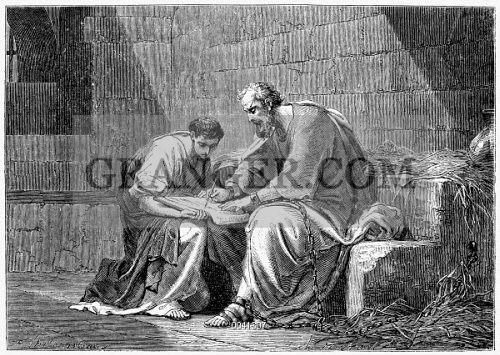 Th Chapter Of Paul S Letter To The Romans