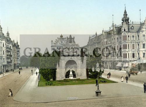 Город штеттин германия 10 pfennig 1979