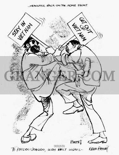 image of vietnam war cartoon 1965 meanwhile back on the 14th Century Women vietnam war cartoon 1965 meanwhile back on the home